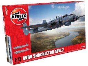 Airfix - Avro Shackleton AEW2, Model Kit 11005, 1/72