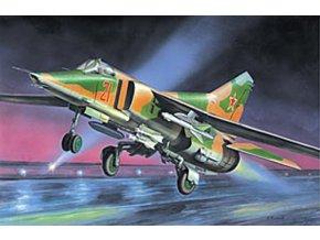 Zvezda - Mikoyan MiG27, Model Kit 7228, 1/72