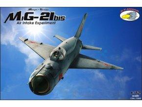 "RV Aircraft - Mikojan-Gurevič MiG-21bis ""Fishbed"" Experimental, Model Kit C72045, 1/72"