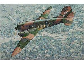 Roden - Douglas AC47D Spooky, Model Kit 310, 1/144