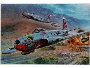 "Special Hobby - Lockheed F80C Shooting Star ""Over Korea"", Model Kit sh32048, 1/32"