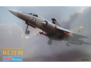 "Art Model Hobby kits - Mikojan-Gurevič MiG-23PD ""Flogger"", Model KitAM7208, 1/72"