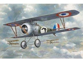 Roden - Nieuport 24, Model 618, 1/32