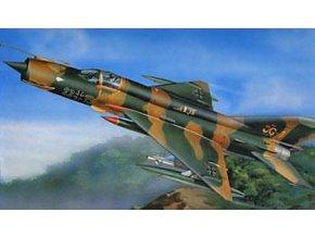 "Trumpeter - Mikojan-Gurevič MiG-21MF ""Fishbed J"", Model Kit TP02218, 1/32"