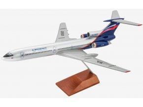 "100Aero - Tupolev Tu-154M, dopravce Aeroflot Russian Airlines RA-85665, ""1997"" Colors, Rusko, 1/100"