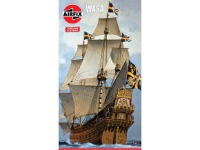 Airfix - WASA, Model Kit A09256V, 1/144