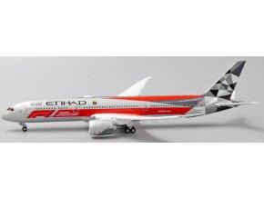 "JC Wings - Boeing B787-9, dopravce Etihad Airways ""Abu Dhabi Grand Prix"" Colours, SAE, 1/400"