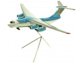 PCM model - Iljušin Il-76TD, společnost Uzbekistan Airways, Uzbekistán, 1/200