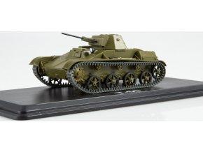 Russian Tanks - T-60, sovětská armáda, 1/43