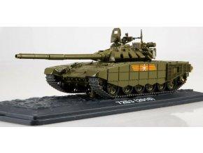 Russian Tanks - T-72B3 (2016), ruská armáda, 1/43