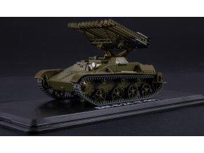 Russian Tanks - BM-8-24 (T-60), sovětská armáda, 1/43