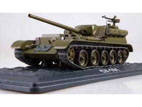 Russian Tanks - Su-101 (Uralmash-1), sovětská armáda, 1/43