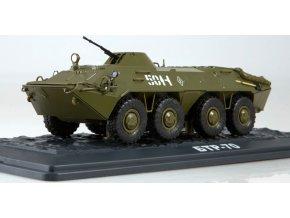Russian Tanks - BTR-70, sovětská armáda, 1/43