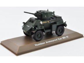 Atlas Models - Humber Mk IV, Britská armáda, 1/43