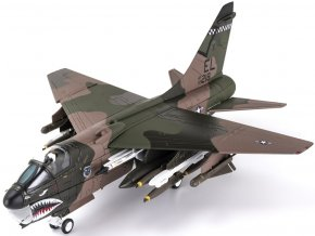Century Wings - A-7D Corsair II, USAF, 23rd TFW, 75th TFS Tiger Sharks, England AFB, Louisiana, 1981, 1/72