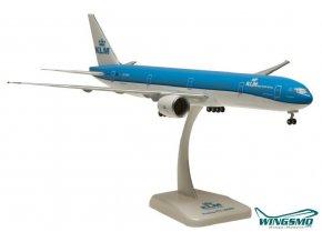 Limox - Boeing B777-306ER, dopravce KLM Royal Dutch Airlines, Nizozemí, 1/200