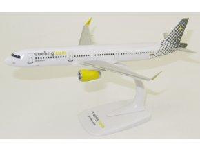Lupa - Airbus A321, dopravce Vueling, Španělsko, 1/200