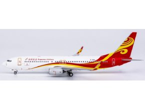 NG Model - Boeing 737-800/w, dopravce Hainan Airlines B-1729 with scimitar winglets; with Air China's nose, Čina, 1/400