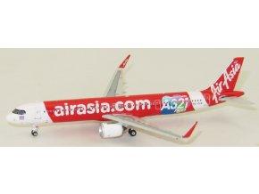 NG Model - Airbus A321neo, dopravce AirAsia Thai HS-EAA, Air Asie, 1/400