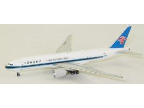Phoenix - Boeing B777-200F, dopravce China Southern Cargo B-20EM, Čína, 1/400