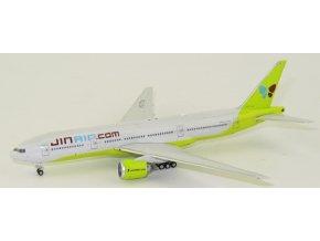 Phoenix - Boeing B777-300ER, dopravce Jin Air HL7734, Jižní Korea, 1/400