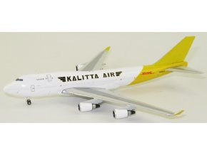 Phoenix - Boeing 747-400, dopravce Kalitta Air / DHL B-HUR N740CK, USA, 1/400