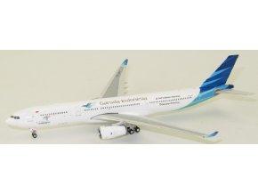 Phoenix - Airbus A330-300, dopravce Garuda Indonesia PK-GPY, Indonésie, 1/400