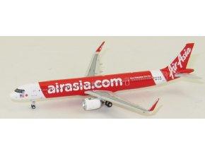 Phoenix - Airbus A321neo, dopravce AirAsia Malaysia 9M-VAB, Malajsie, 1/400