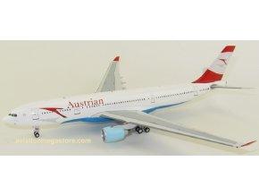 Inflight 200 - Airbus A330-200, dopravce Austrian Airlines OE-LAN, Rakousko, 1/200