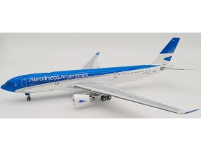 Inflight 200 - Airbus A330-200, dopravce Aerolineas Argentinas LV-FNJ, Argentina, 1/200