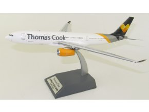 J Fox Models - Airbus A330-243, dopravce Thomas Cook Airlines G-TCXB, VB, 1/200