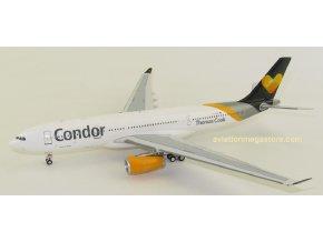 J Fox Models - Airbus A330-243, dopravce Condor (AirTanker) G-VYGK, Německo, 1/200
