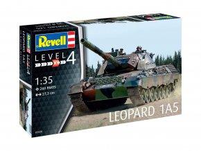Revell - Leopard 1A5, Model Kit 03320, 1/35
