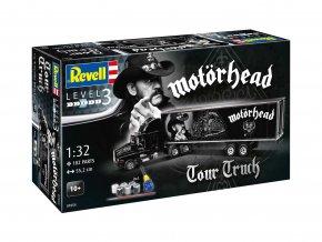 """Revell - """"Motörhead"""" Tour Truck, Model kit 07654, 1/32"""