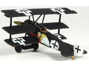Wings of the Great War - Fokker Dr.I Triplane, Luftstreitkrafte Jasta 7, Josef Jacobs, 1918, 1/72