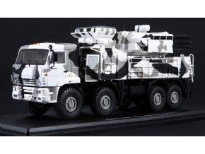 Start Scale Models - Pantsir-S1 / SA-22 Greyhound missel system on KAMAZ-6560 (artktická kamufláž), 1/43