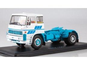 Start Scale Models - LIAZ-100.471, nákladní tahač (modro-bílá), 1/43