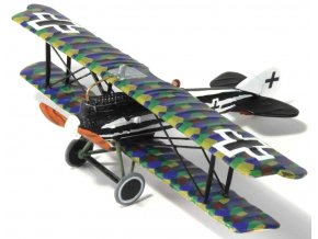 Wings of the Great War - Roland D.VIa, Luftstreitkräfte, Jasta 32b, Emil Koch, 1917, 1/72
