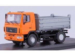 Start Scale Models - MAZ-5550, sklápěčka (facelift), 1/43