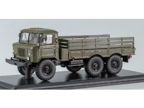 Start Scale Models - GAZ 34, nákladní khaki, 1/43