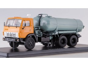 Start Scale Models - KO-505 (KAMAZ-5320), vakuová cisterna, 1/43