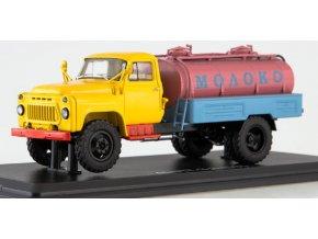 Start Scale Models - GAZ-53, ACPT-3,3, cisterna na mléko, 1/43