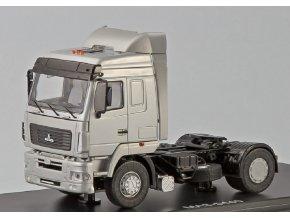 Start Scale Models - MAZ-5440, tahač (stříbrný), 1/43