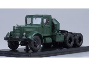 Start Scale Models - YAAZ-210D, tahač (zelený), 1/43