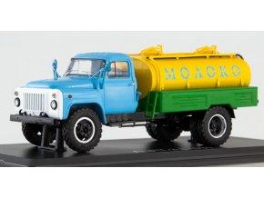Start Scale Models - GAZ-53, ACPT-3,3, nová mřížka chladiče, cisterna na mléko, 1/43
