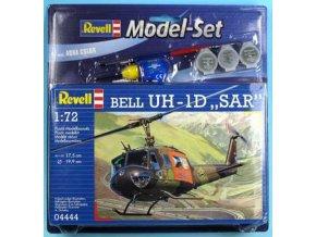 """Revell - Bell UH-1D """"SAR"""", ModelSet 64444, 1/72"""