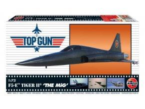 "Airfix - Top Gun F5-E Tiger II ""THE MIG"", Classic Kit A00502, 1/72"
