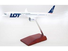 TD Models - Boeing B787-9 Dreamliner, dopravce LOT Polish Airlines, Polsko, 1/100