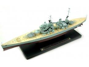 Atlas Models - Bitevní loď HMS Prince of Wales, 1/1250