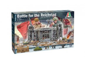 Italeri -  Berlin 1945: Battle for the Reichstag,  Model Kit diorama 6195, 1/72